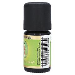 PRIMAVERA Citronella Öl ätherisch kbA 5 Milliliter - Linke Seite