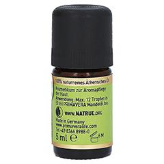 DOUGLASFICHTE kbA ätherisches Öl 5 Milliliter - Rechte Seite