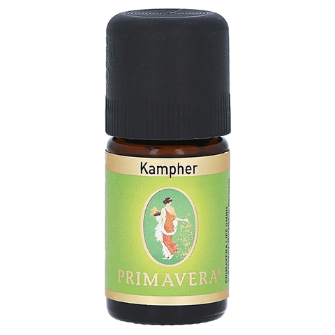PRIMAVERA Kampher Öl ätherisch 5 Milliliter