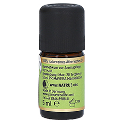 PRIMAVERA Iris 1% ätherisches Öl 5 Milliliter - Rechte Seite