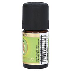 PRIMAVERA Iris 1% ätherisches Öl 5 Milliliter - Linke Seite