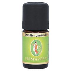 PRIMAVERA Kamillen Öl römisch kbA ätherisch 5 Milliliter