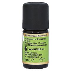 PRIMAVERA Nelkenknospe kbA ätherisches Öl 5 Milliliter - Rechte Seite