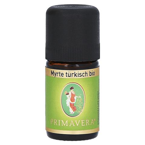 PRIMAVERA Myrte Türkisch kbA ätherisches Öl 5 Milliliter