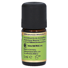 MANDARINE GRÜN kbA ätherisches Öl 5 Milliliter - Rechte Seite