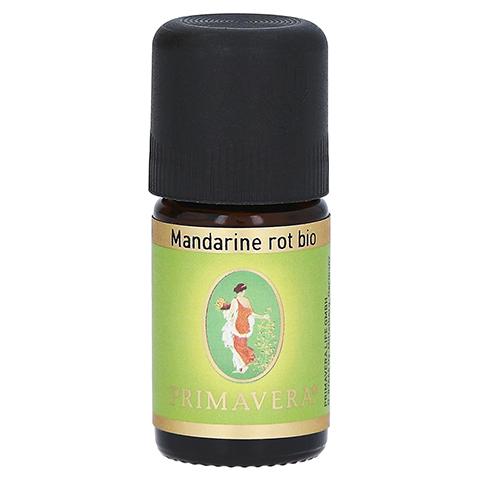 PRIMAVERA Mandarine Rot kbA ätherisches Öl 5 Milliliter