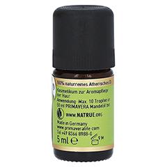 PRIMAVERA Mandarine Rot kbA ätherisches Öl 5 Milliliter - Rechte Seite