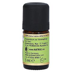 PRIMAVERA Rosengeranie kbA ätherisches Öl 5 Milliliter - Rechte Seite