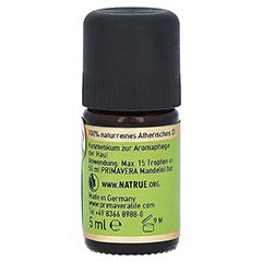 PRIMAVERA Spearmint Öl kbA ätherisch 5 Milliliter - Rechte Seite
