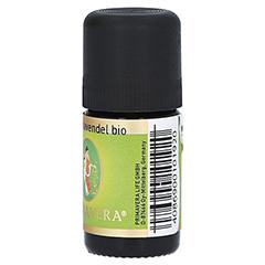 PRIMAVERA Speiklavendel kbA ätherisches Öl 5 Milliliter - Linke Seite