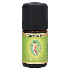 PRIMAVERA Zypresse kbA ätherisches Öl 5 Milliliter
