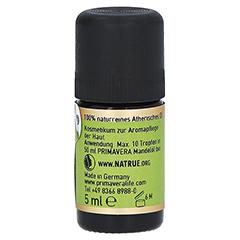 PRIMAVERA Speiklavendel kbA ätherisches Öl 5 Milliliter - Rechte Seite
