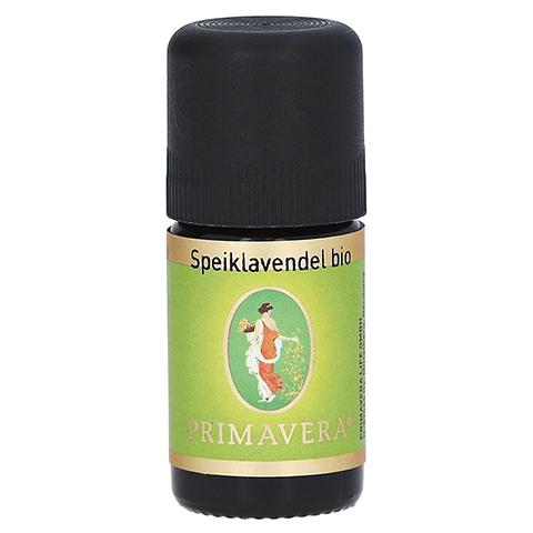 PRIMAVERA Speiklavendel kbA ätherisches Öl 5 Milliliter