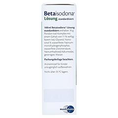 BETAISODONA Lösung 100 Milliliter N2 - Linke Seite