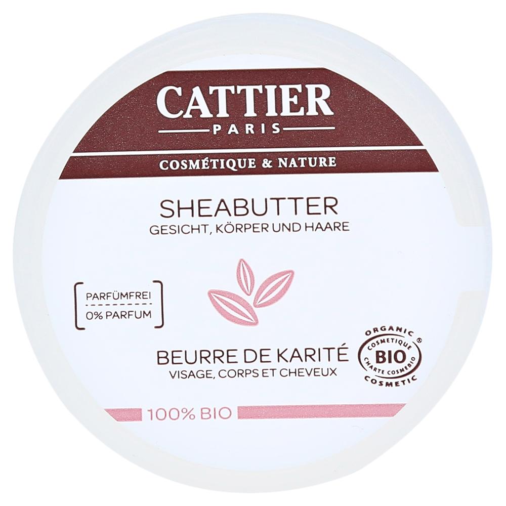 cattier-sheabutter-100-biologisch-100-gramm