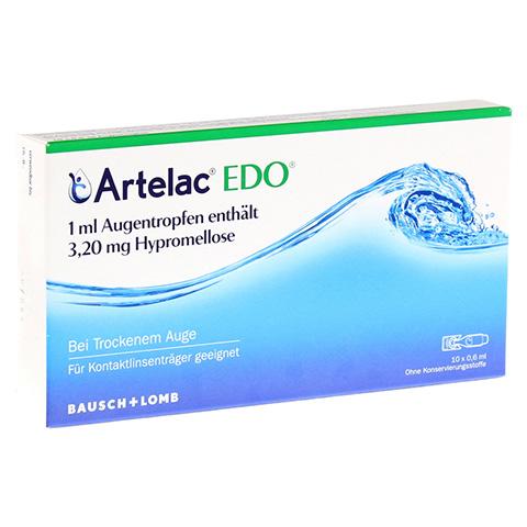 Artelac EDO Augentropfen 10x0.6 Milliliter