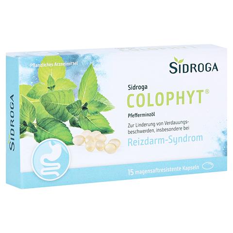 Sidroga ColoPhyt 15 Stück