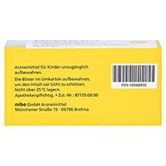 DEKRISTOL 1.000 I.E. Tabletten 100 Stück N3 - Oberseite
