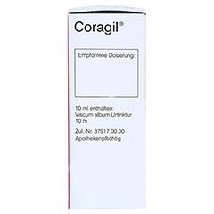 CORAGIL Tropfen 50 Milliliter N1 - Linke Seite