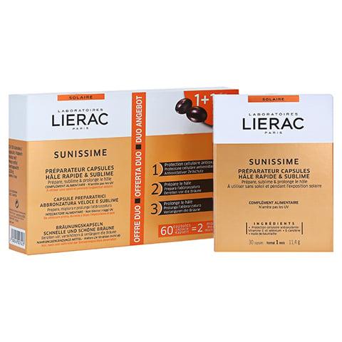 LIERAC Sunissime Duo Kapseln 2x30 Stück
