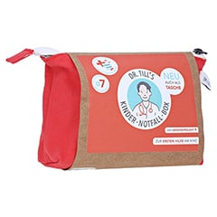 KINDERNOTFALLBOX-Tasche zur Ersten Hilfe am Kind 1 Stück