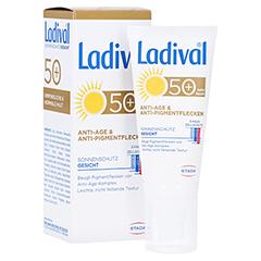 LADIVAL Sonnenschutz Gesicht Anti-Pigm.Cr.LSF 50+ 50 Milliliter