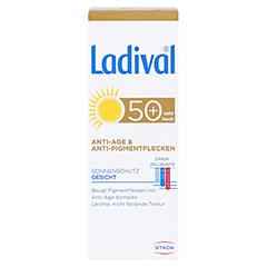 LADIVAL Sonnenschutz Gesicht Anti-Pigm.Cr.LSF 50+ 50 Milliliter - Vorderseite