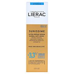 LIERAC Sunissime Gesicht After Sun Serum 30 Milliliter - Vorderseite