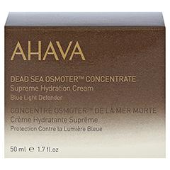 AHAVA DSOC supreme Hydration Creme + gratis Ahava Mineral Toning Water 250 ml 50 Milliliter - Vorderseite