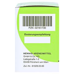 VERTIGO HENNIG Tabletten 180 Stück N2 - Linke Seite