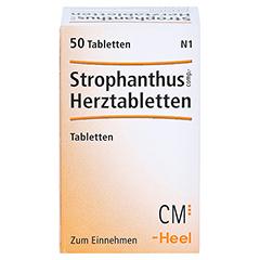 STROPHANTHUS COMP.Herztabletten 50 Stück N1 - Vorderseite