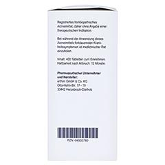 BIOCHEMIE Orthim 21 Zincum chloratum D 12 Tabl. 400 Stück N3 - Rechte Seite