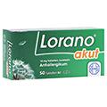 Lorano akut 50 Stück N2