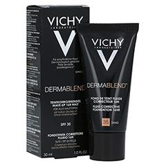 Vichy Dermablend Make-up Fluid Nr. 35 Sand 30 Milliliter - Oberseite