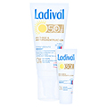 LADIVAL Sonnenschutz Gesicht Anti-Pigm.Cr.LSF 50+ + gratis Ladival Anti-Pigment Creme LSF 30 (5 ml) 50 Milliliter