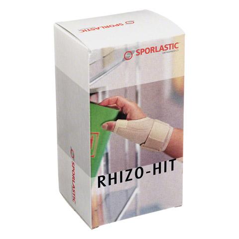 RHIZO-HIT CLASSIC Daumenorthese Gr.S schwarz 07605 1 Stück