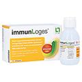 immunLoges + gratis immunLoges Saft 150 ml 120 Stück