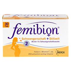FEMIBION Schwangerschaft 2 Kaps.+Tabl. 2x30 Stück - Vorderseite