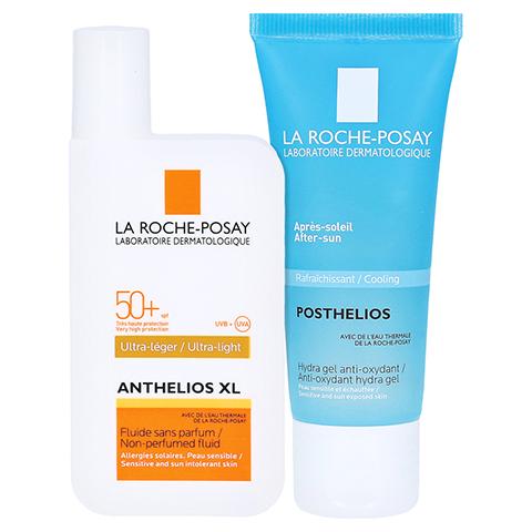ROCHE-POSAY Anthelios XL LSF 50+ Fluid /R + gratis La Roche Posay Posthelios After-Sun 50 Milliliter