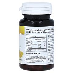 VITAMIN C 1000 mit Bioflavonoide Tabletten 30 Stück - Linke Seite