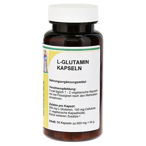 L-Glutamin Kapseln 90 Stück