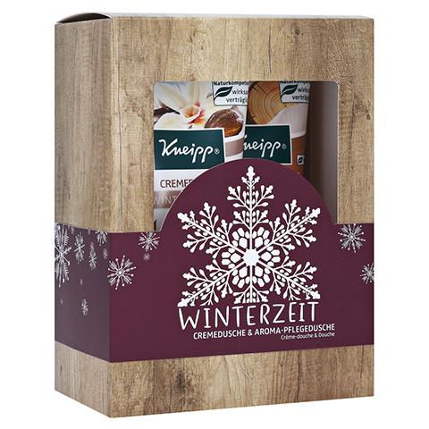 """Kneipp Geschenkset """"Winterzeit"""" 2x200 Milliliter"""