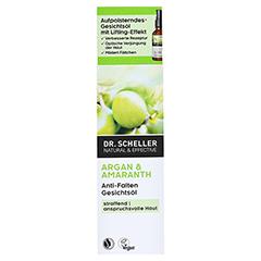 Dr. Scheller Argan & Amaranth Anti-Falten Gesichtsöl 30 Milliliter - Vorderseite