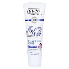 LAVERA Zahncreme Complete Care fluoridfrei dt 75 Milliliter