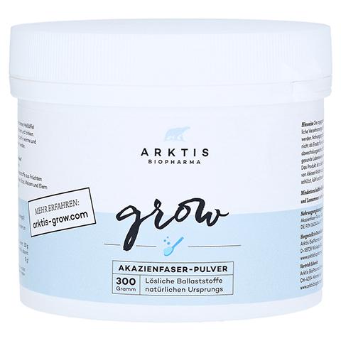 ARKTIS Grow Akazienfaser-Pulver 300 Gramm
