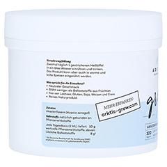 ARKTIS Grow Akazienfaser-Pulver 300 Gramm - Rechte Seite