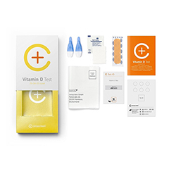 Cerascreen Vitamin D Testkit 1 Stück - Oberseite