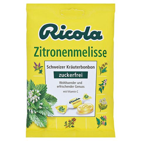 RICOLA o.Z.Beutel Zitronenmelisse Bonbons 75 Gramm