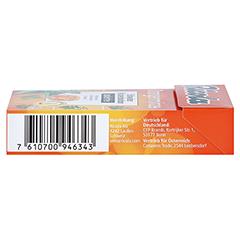RICOLA o.Z.Box Orangenminze Bonbons 50 Gramm - Rechte Seite