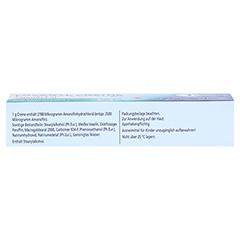 Loceryl 20 Gramm N1 - Unterseite